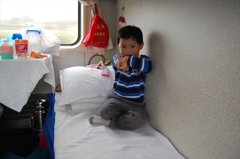 【上海⇒南寧】長距離列車