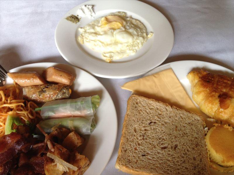 【ホイアン】ホテルの朝食