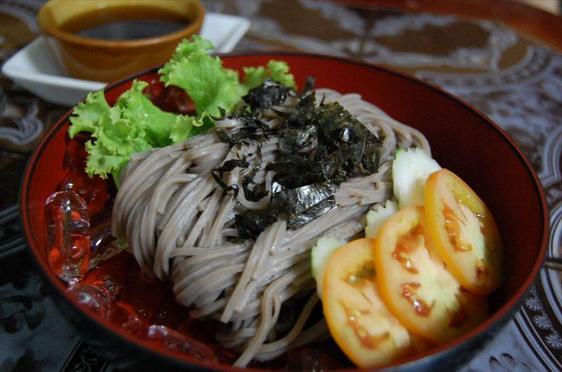 【タイ】蕎麦