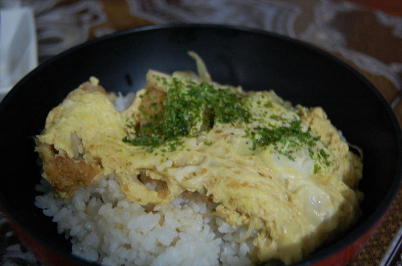【タイ】カツ丼