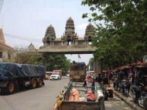 【ポイペト】タイ・カンボジア国境