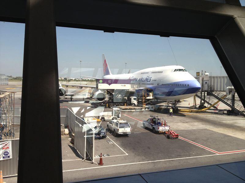 【バンコク】スワンナプーム空港