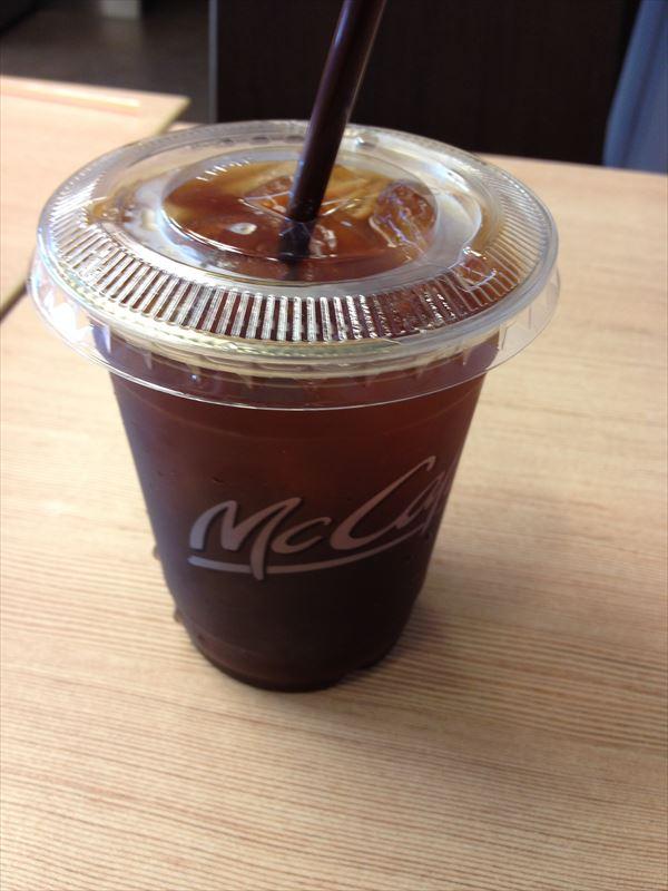 【バンコク】マックのコーヒー