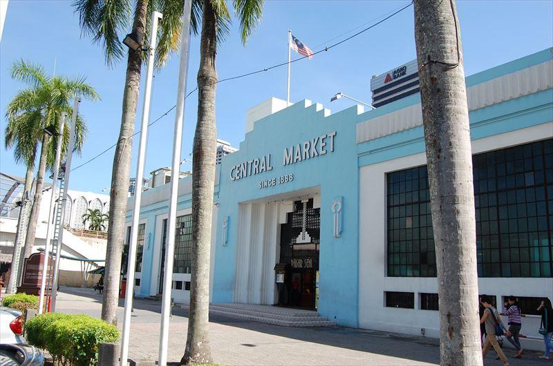 【クアラルンプール】セントラルマーケット