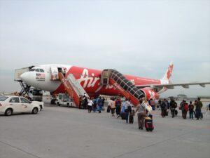 【クアラルンプール】Air Asia