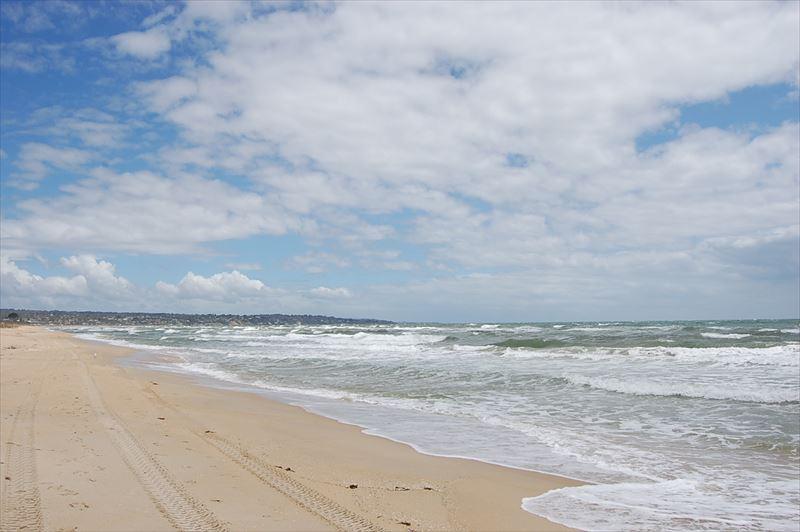 【メルボルン】フランクストンビーチ