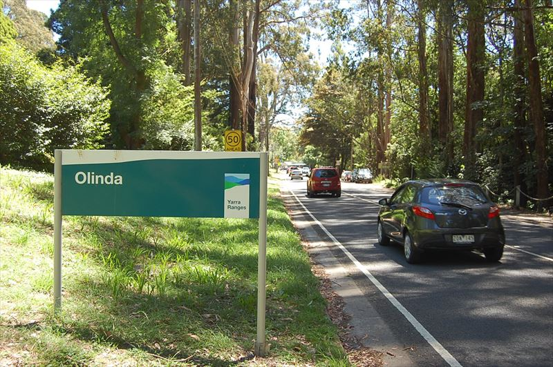 【メルボルン】Olindaの街並み