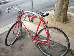 【メルボルン】自転車