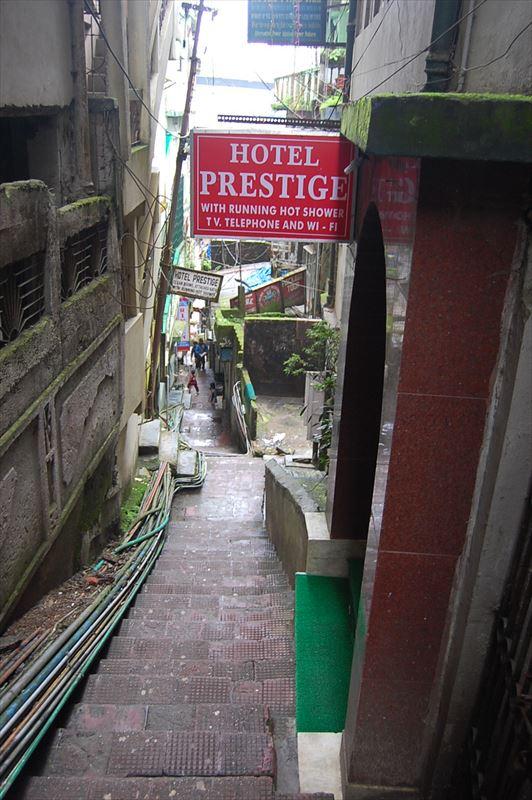【ダージリン】Hotel Prestage