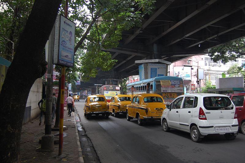 【コルカタ】バングラデシュ領事館への行き方