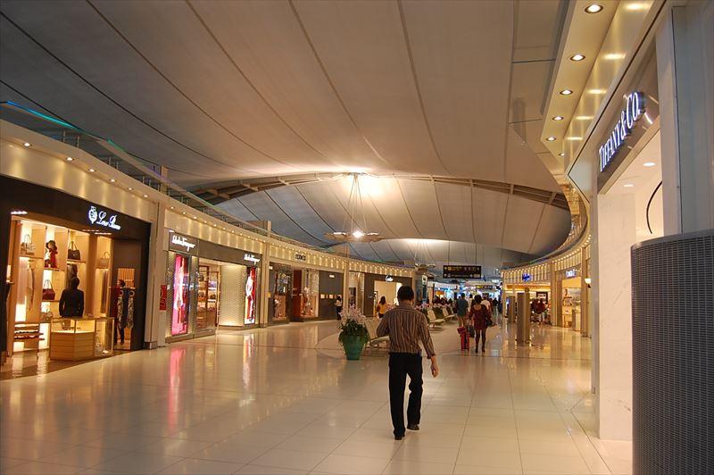 【バンコク】スワンナプーム国際空港