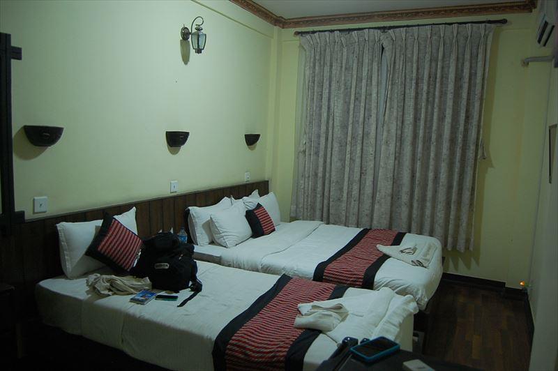 【カトマンズ】Dream Nepal Hotel & Apartment