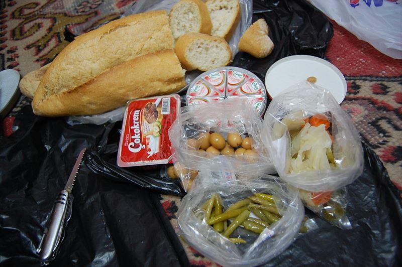 【カッパドキア】夕食