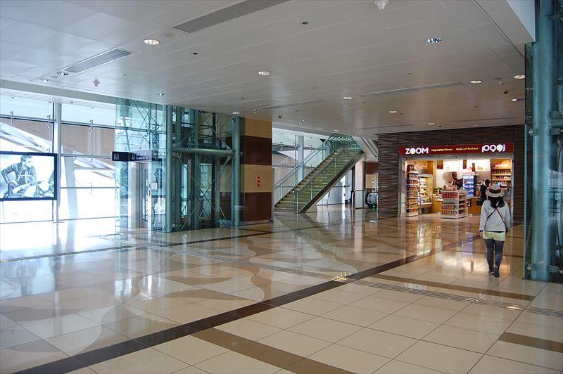 【ドバイ】メトロの駅