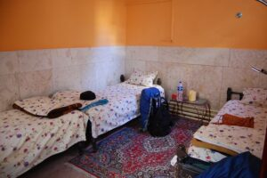 【イスファハン】Amir Kabir Hostel