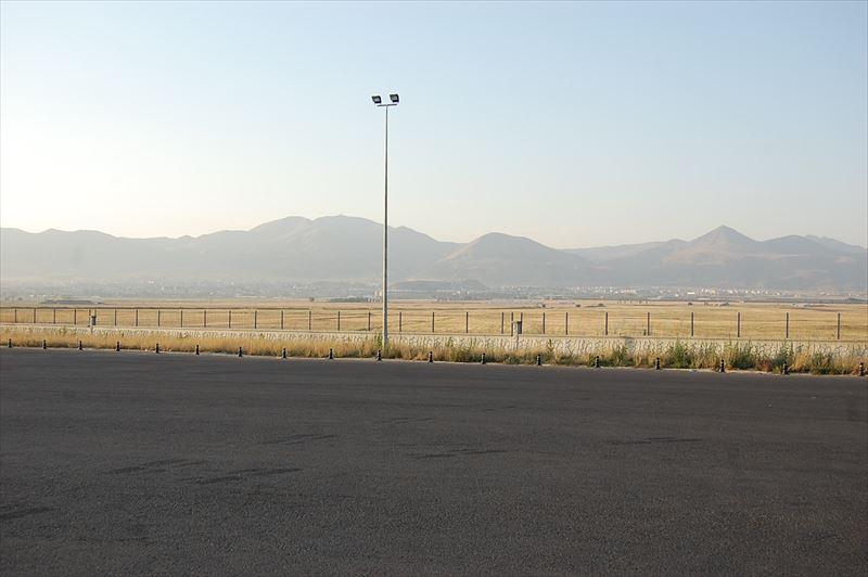 【エルズルム】バスターミナルからの景色