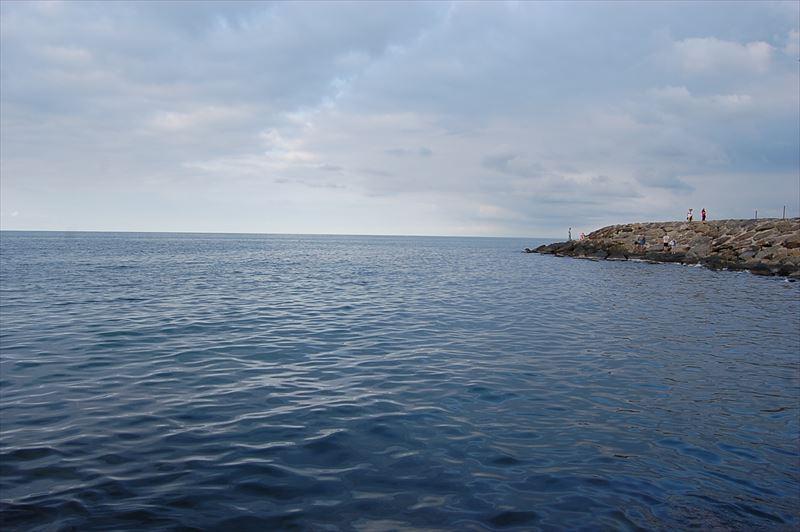 【トラブゾン】黒海