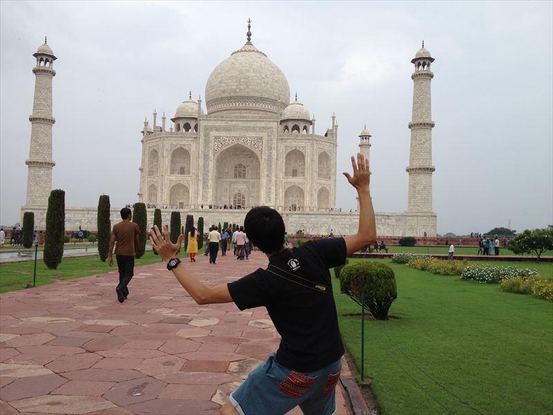 「インドの旅まとめ」のアイキャッチ画像