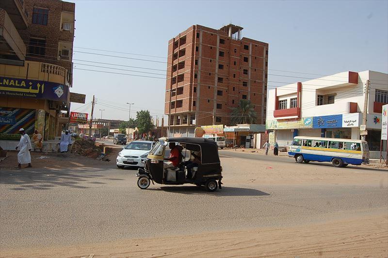 【ハルツーム】エチオピア大使館への行き方
