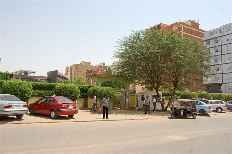 【ハルツーム】エチオピア大使館