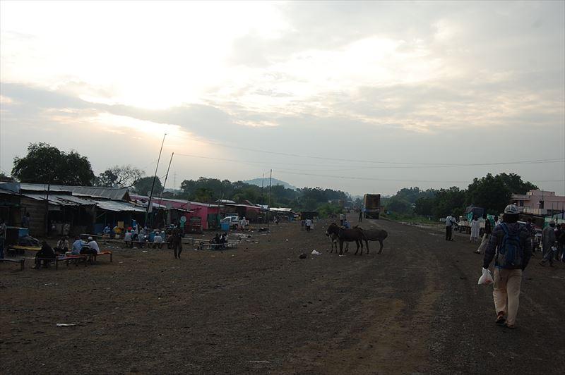 【スーダン・エチオピア国境】スーダン側の町ガラバト