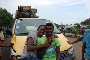 【スーダン・エチオピア国境】エチオピア側の町メテマ