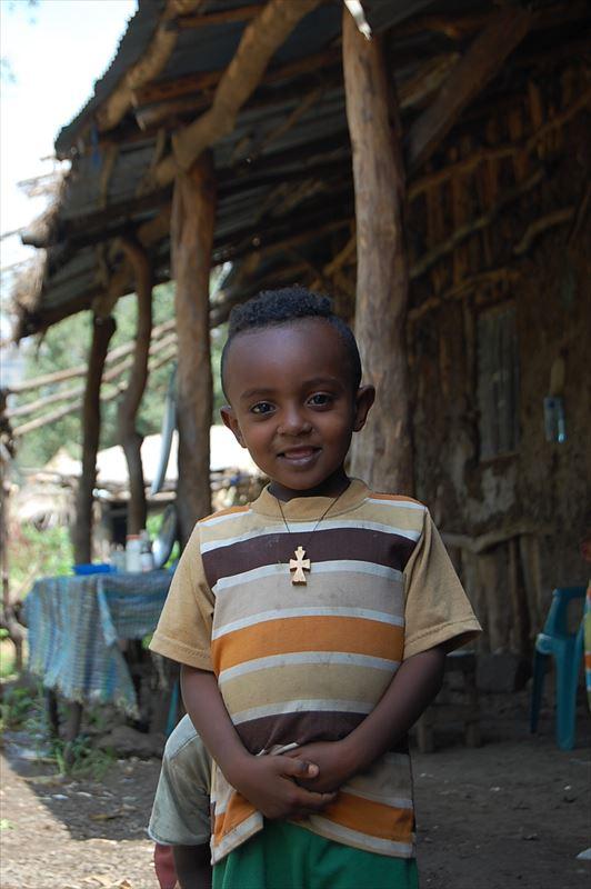 【エチオピア】子ども