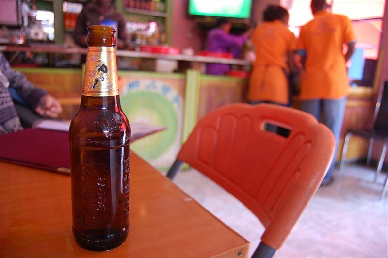 【アディスアベバ】ビール