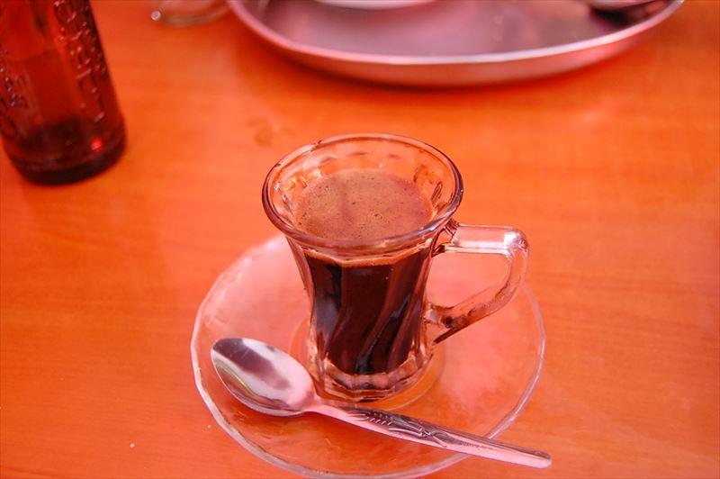 【アディスアベバ】コーヒー