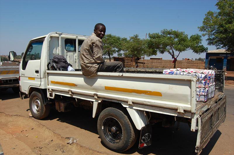 「【モザンビーク】旅のルートと移動情報」のアイキャッチ画像