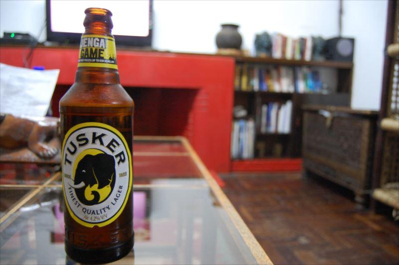 【ナイロビ】ビール