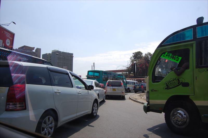 【ナイロビ】街並み