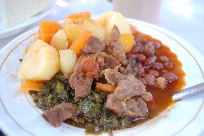 【ナイロビ】屋台飯