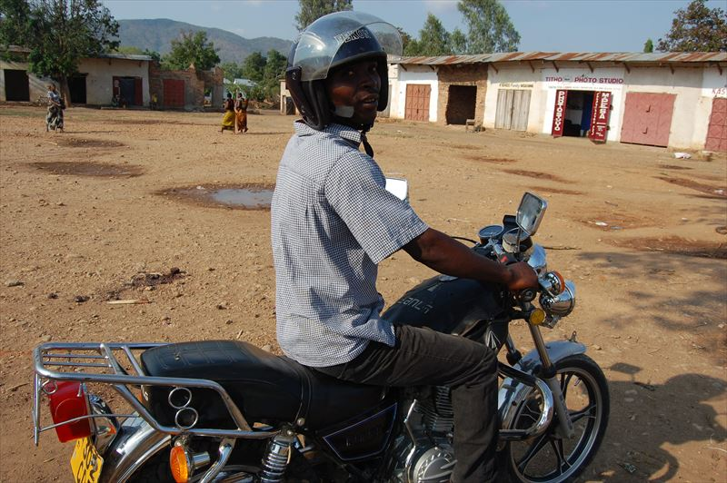【タンザニア】マラウィ国境