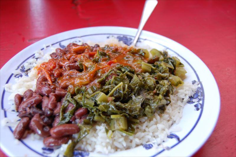 【リロングウェ】昼食