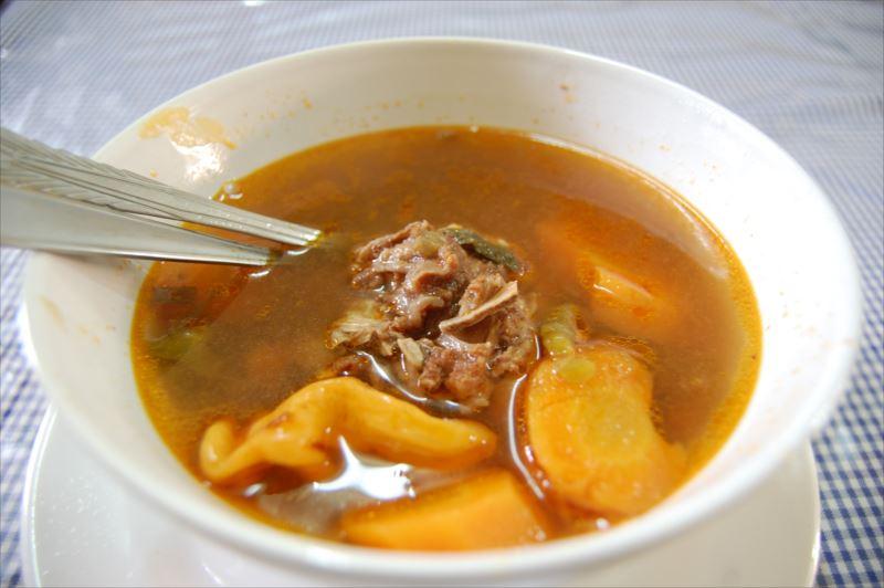 【キガリ】スープ