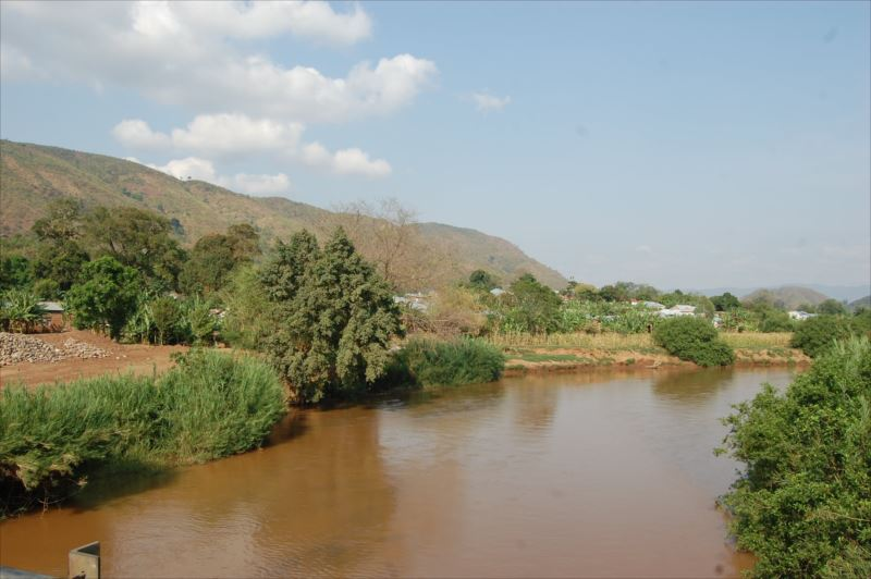 【ソングウェ】タンザニア・マラウィ国境