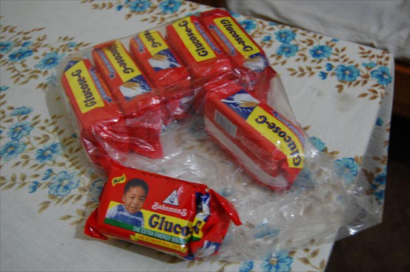 【リロングウェ】お菓子
