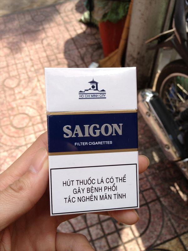 【ホーチミン】たばこ