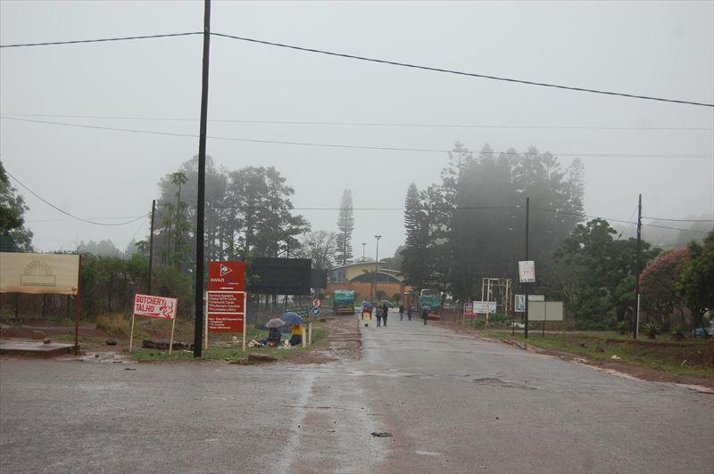【ロマーシャ】スワジランド・モザンビーク国境