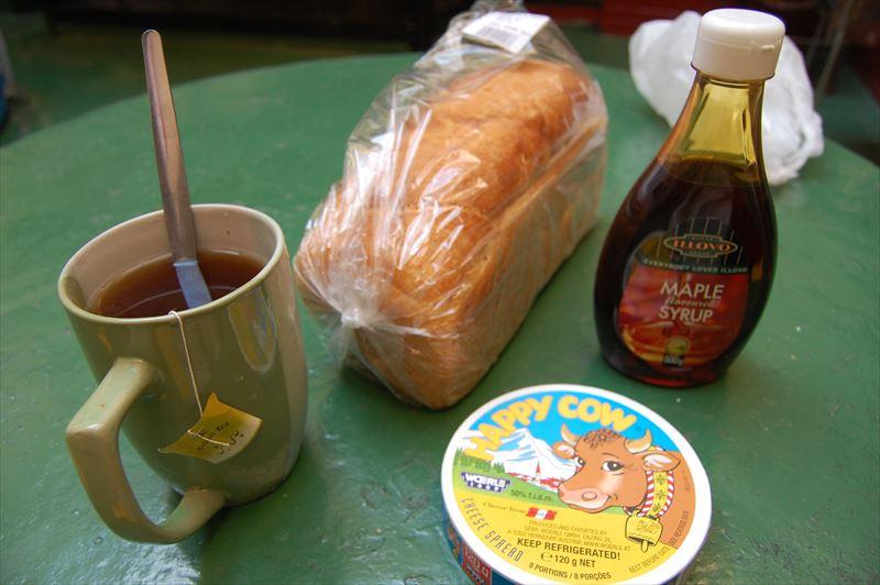【ダーバン】朝食