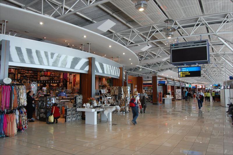 【ケープタウン】ケープタウン国際空港