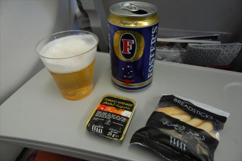 【カタール航空】ケープタウン⇒ドーハ