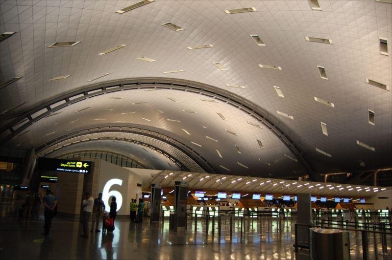 【ドーハ】ハマド国際空港