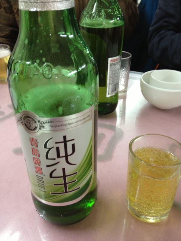 【上海】ビール