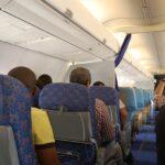 【エジプト航空】シートピッチが広過ぎる!エジプト航空のイスタンブール⇒カイロ線