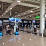 【ドバイ】LCC専用のドバイ国際空港第2ターミナルはこんな感じ