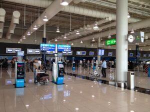 【ドバイ】LCC専用第2ターミナル