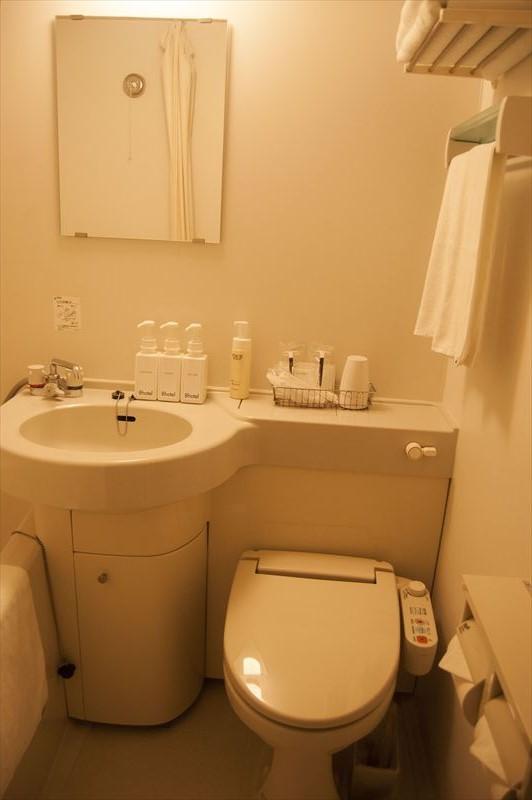 【8hotel】バスルーム