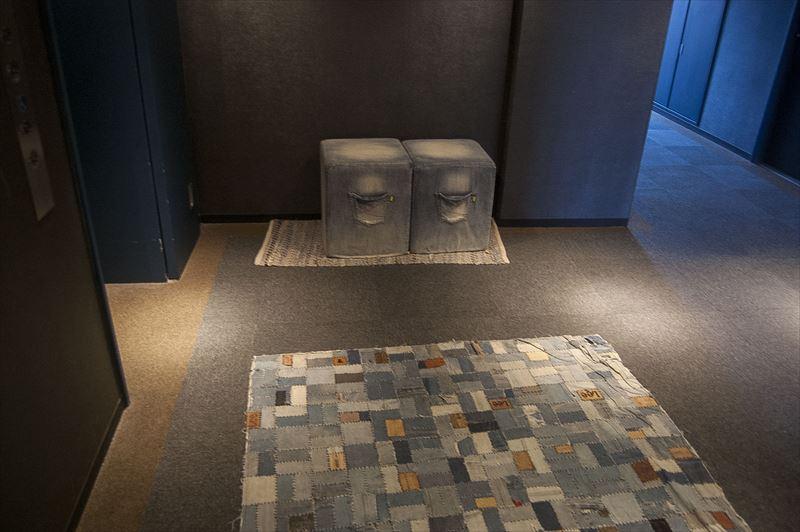 【8hotel】エレベーターホール